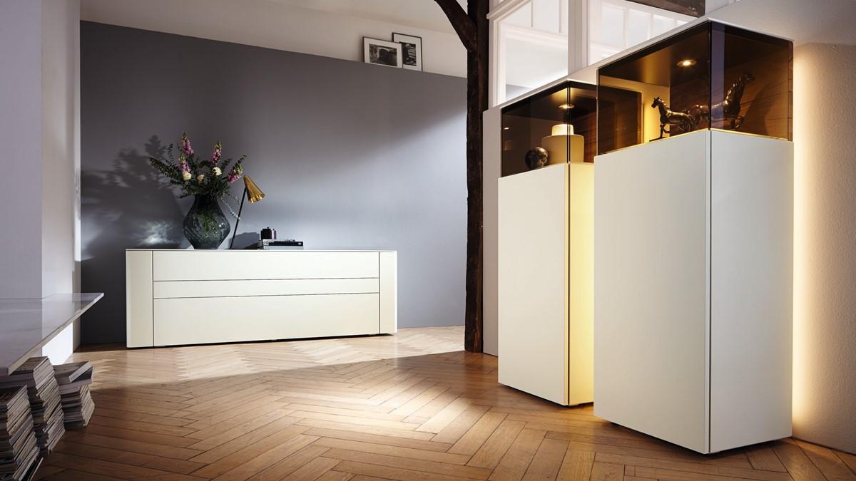 h lsta gentis h nge lowboard 5 verschiedene gr en. Black Bedroom Furniture Sets. Home Design Ideas