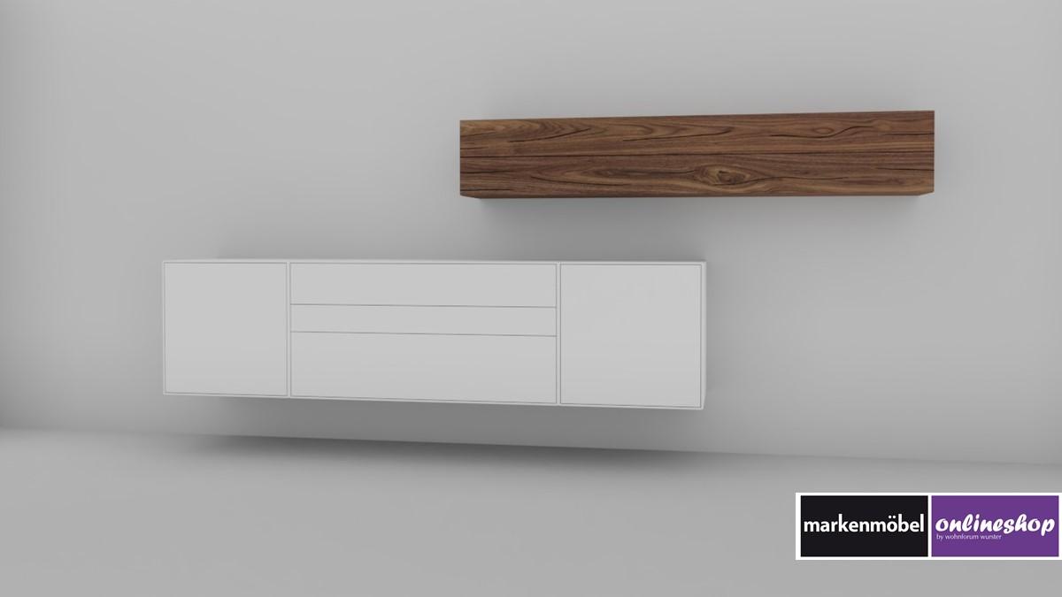 Now Easy Sideboard Kombiniert Mit Hülsta Gentis Hänge Akzent Element 3 Holz Designs Möglich