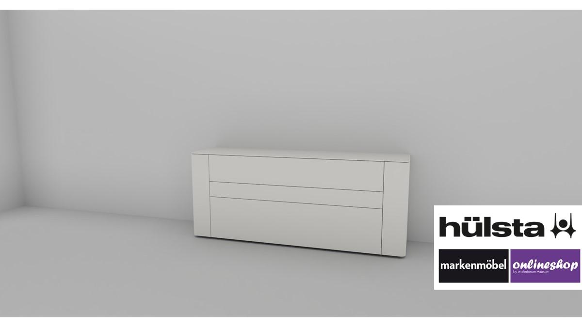 Hulsta Gentis Sideboard Mit 3 Schubladen 3 Verschiedene Grossen Und 8 Farb Varianten