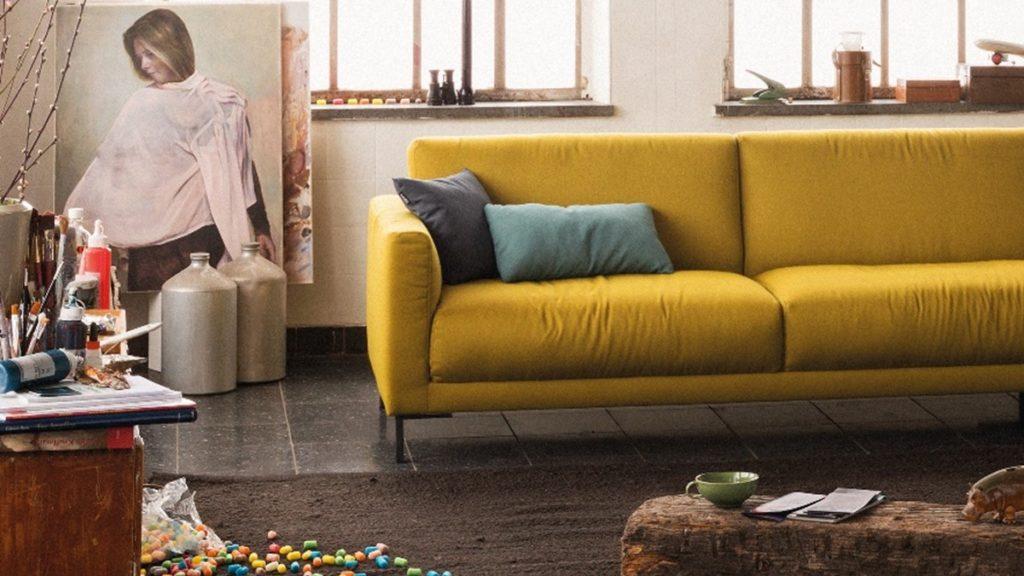 Die Kollektion freistil 141 erlaubt es Dir Dein Sofa so zu gestalten, wie Du es willst.