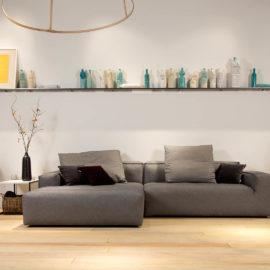 freistil by Rolf Benz präsentiert das Sofa freistil 175