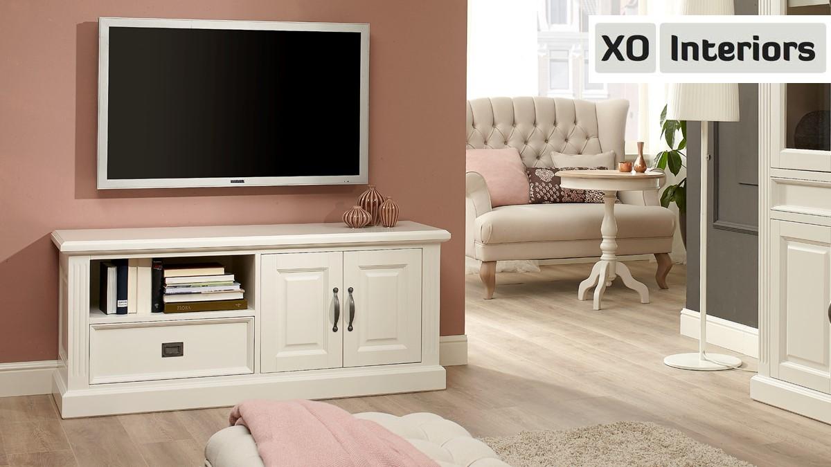 Landhaus Fernsehkommode #030 von XO INTERIORS