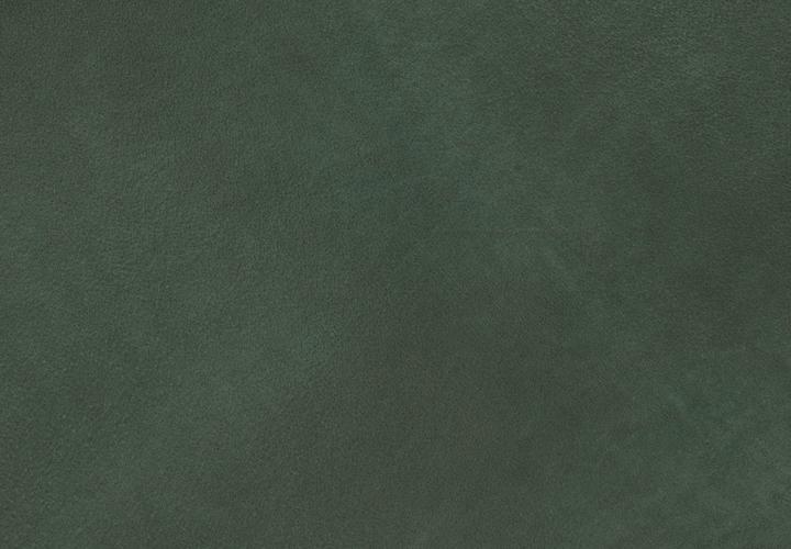 freistil Leder #9229 tannengrün - Leder mit Nubuk-Effekt, leicht angeschliffen