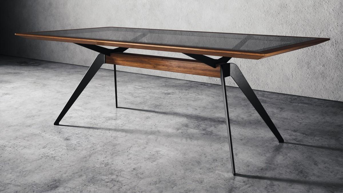 hülsta SOLID steht für handwerkliche Perfektion. Das Design ist einerseits mutig visionär, gleichzeitig aber auch elegant zeitlos.