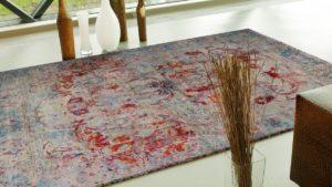 Teppich ARTUS PENDRAGON aus der Müncher Teppich Manufaktur - Milieubild