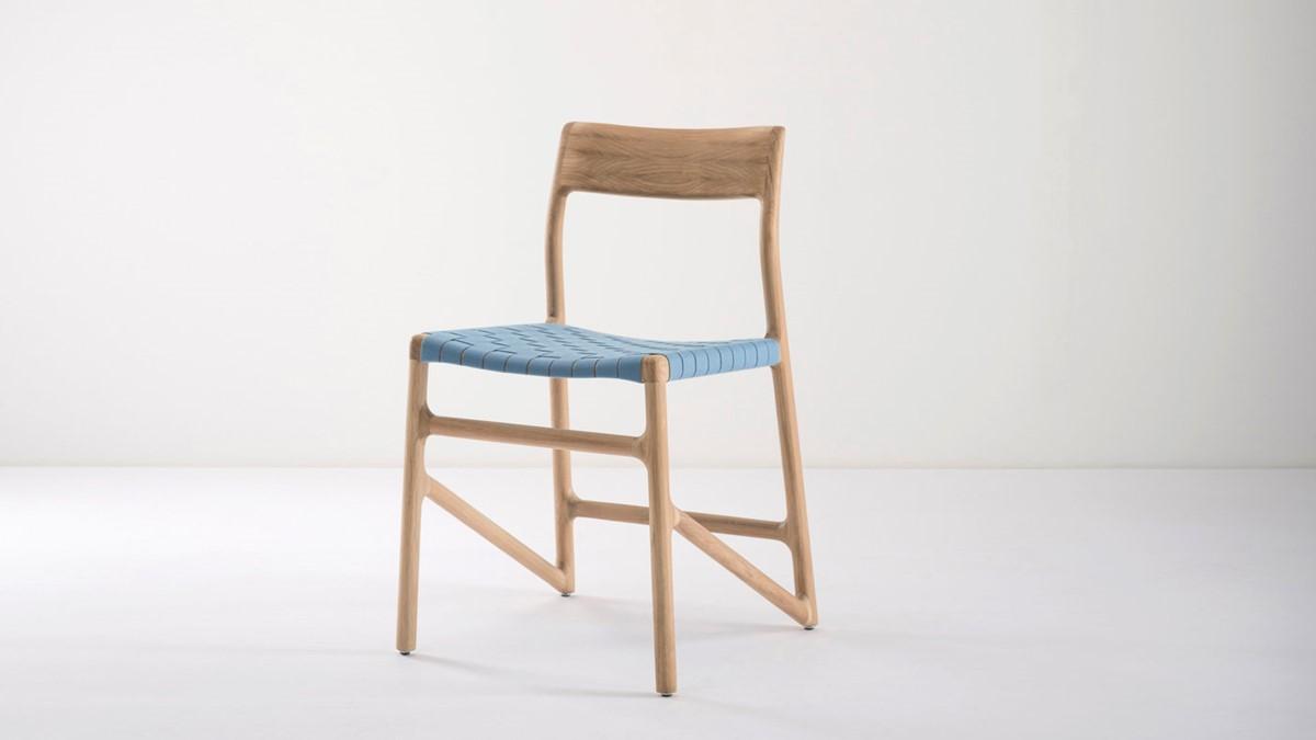 Der GAZZDA Stuhl Fawn ist jetzt schon eine formschöne Design-Ikone.