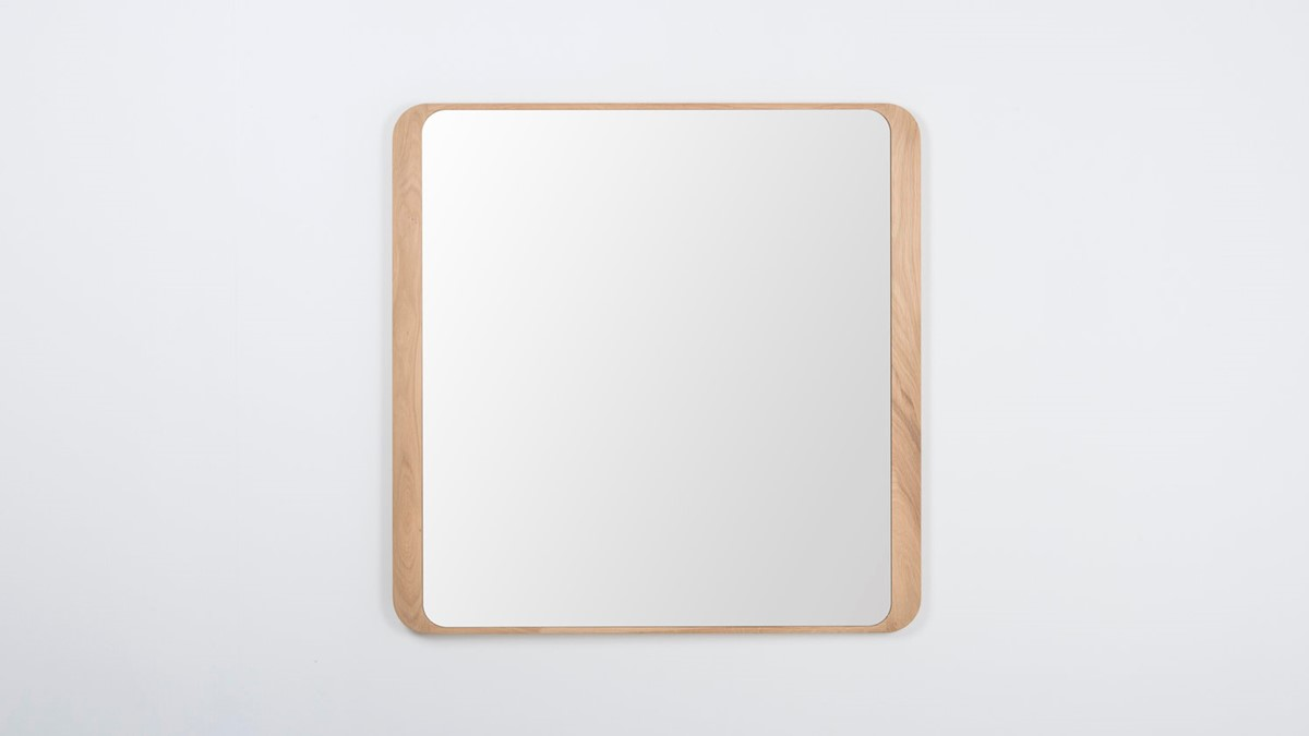 GAZZDA Ena Spiegel 90 x 90 cm