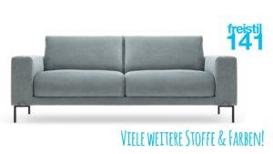 Gestalte jetzt Deine freistil 141 Sofabank 3-sitzig mit Seitenteil breit, Sofa-Breite 194 cm