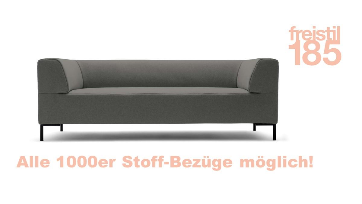 Gestalte jetzt Deine freistil 185 Sofabank in der Breite 203 cm