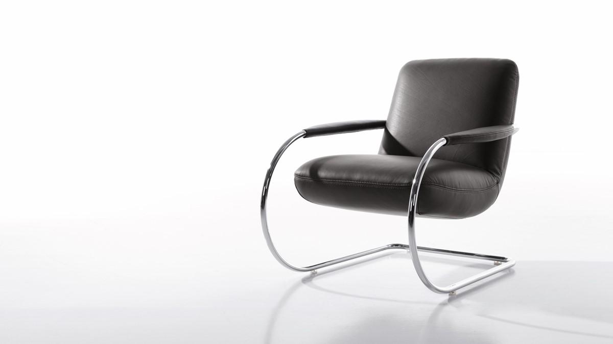 Gestalte jetzt Deinen eigenen KOINOR JINGLE Freischwinger-Sessel