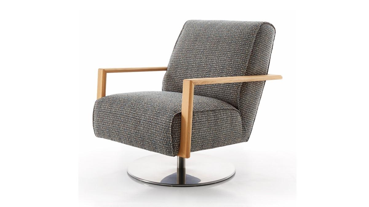 KOINOR ICARUS Sessel im Stoff-Bezug konfigurieren