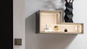 Konfiguriere Dein hülsta TETRIM Hänge-Element im Markenmöbel-Onlineshop