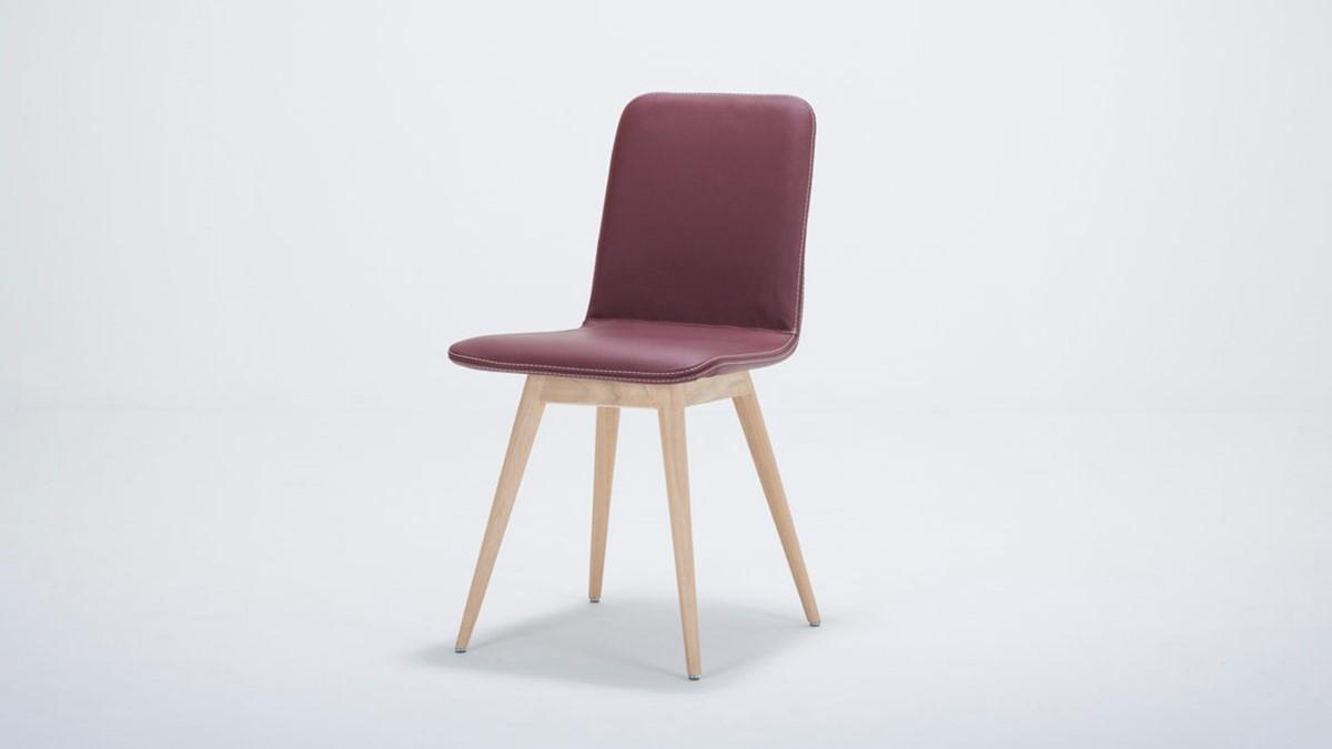 Konfiguriere jetzt Deinen eigenen, individuellen GAZZDA Ena Stuhl. Dieser wird dann genau nach Deiner Konfiguration gefertigt