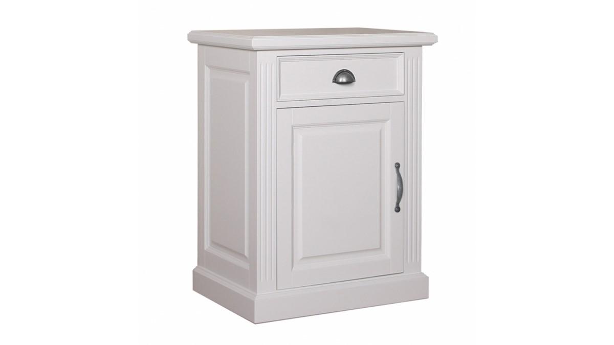 Landhaus Anrichte mit einer Türe und einer Schublade von XO INTERIORS
