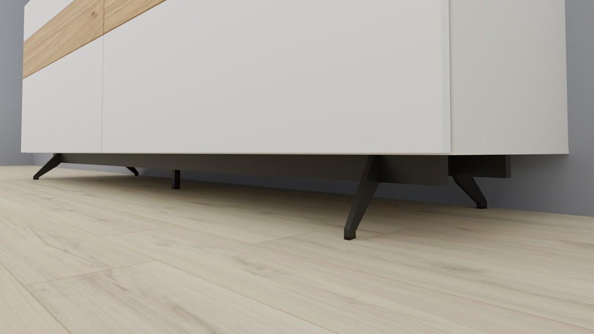 Mache Dein Sideboard noch individueller mit dem Metallgestell für hülsta NOW
