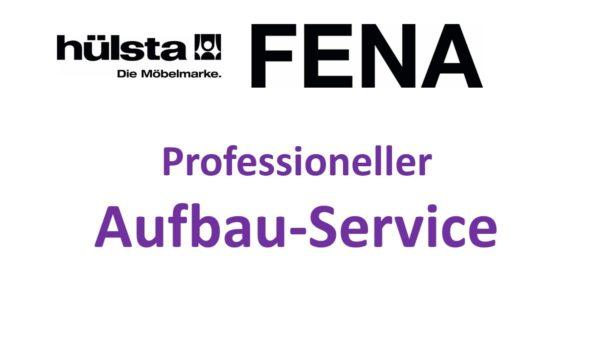 Professioneller Aufbau-Service für Deine hülsta FENA Bestellung.