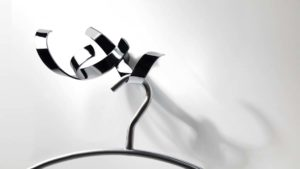 Sudbrock Skulpturhaken in 3 verschiedenen Looks