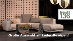 freistil 136 Eck-Sofa