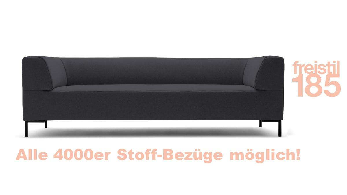 freistil 185 Sofabank in der Breite 223 cm jetzt online konfigurieren