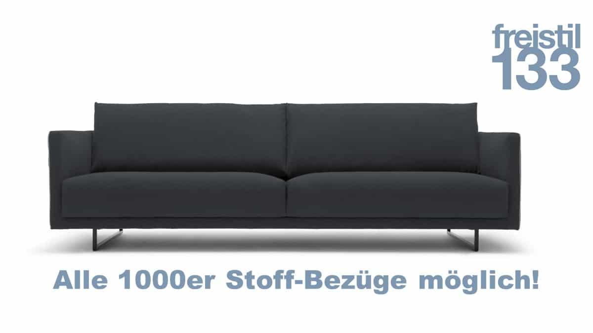 freistil133 Sofabank 242 cm
