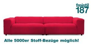 freistil187 ROLF BENZ Couch jetzt in