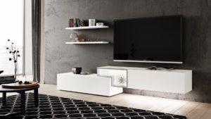 hülsta TETRIM Wohnwand #980013 im Markenmöbel-Onlineshop konfigurieren