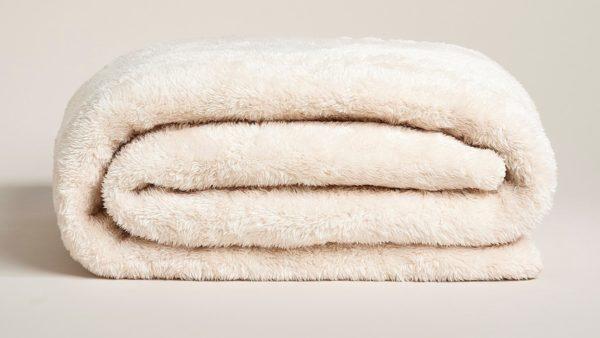 Star Home Textil Sherpa-Decke Yarla creme - Artikel-Nr 40106