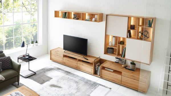 VENJAKOB QUANTO Wohnwand-Kombination 4 jetzt online konfigurieren.