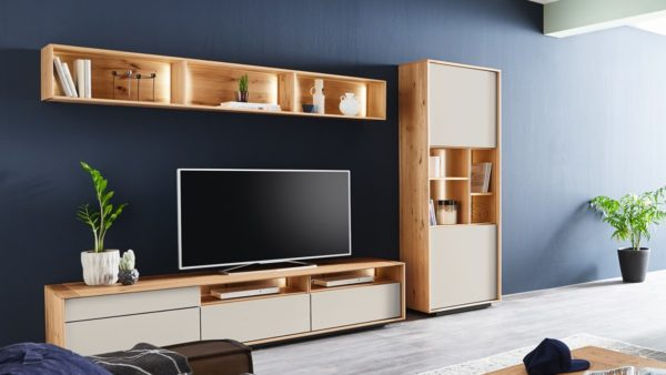 VENJAKOB QUANTO Wohnwand-Kombination QA03 jetzt online konfigurieren.
