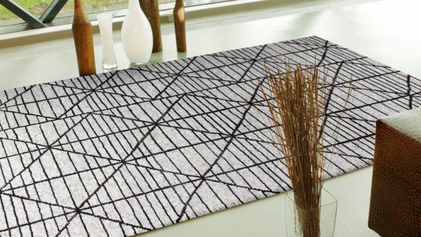 Der talis Teppich Cozy #202 ist ein unglaublich starkes Statement fuer Dein Zuhause