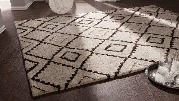 Der talis Teppich Cozy #210 ist ein Bestseller der talis Teppich Kollektionen.