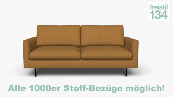 freistil 134 Sofabank in der Breite 202 cm jetzt online konfigurieren.